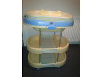 Brevi baby changing station