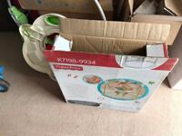 FISHER PRICE RAINFOREST JUMPEROO WITH ORIGINAL BOX!