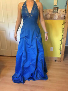 Lot of five Size 7 Prom Dresses - selling together