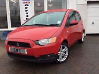 2012 12 Mitsubishi Colt 1.3 CZ2~ONE OWNER FROM NEW~FSH~