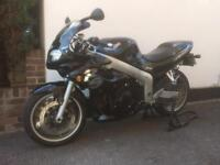 Triumph Sprint RS 955i 2002 1 owner
