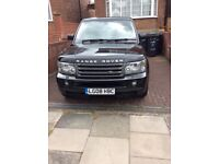 Range Rover Sport 2.7 TDV6 HSE 2008