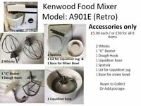 Kenwood Model A901E Retro ACCESSORIES only