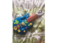 Kids Mickey Mouse Musical Guitar