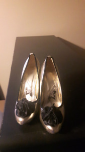 Modcloth high heel shoes (located in kelowna)