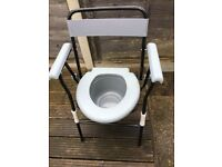 Excellent condition Commode with packing box