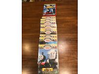 Selection of Thomas & Friends DVDs