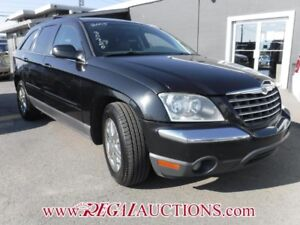 2005 CHRYSLER PACIFICA TOURING 4D UTILITY AWD TOURING