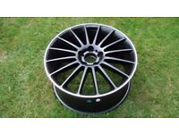 ONE NEW 19 inch alloy WHEEL to fit mercedes AMG