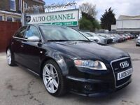 Audi RS4 4.2 4dr£18,500 p/x welcome RECARO SEATS, SAT NAV