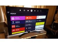 LG 55-inch 55UH661V SUPER Smart 4K led TV,built in Wifi,Freeview HD,Excellent condition