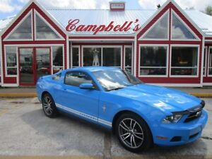 2010 Ford Mustang V6 5SPD STANDARD!! HEATED POWER LEATHER SEATS!