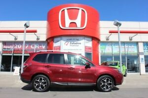 2016 Subaru Forester XT Touring - SPORTY AND VERSATILE WHILE STA