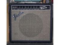 Fender sidekick reverb 25W Solid-State amplifier