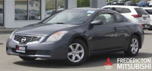 2009 Nissan Altima 2.5S COUPE! AUTO! HEATED LEATHER!