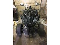 Jinling 250cc quad bike