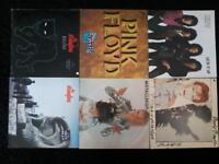 vinyl record album collection