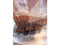 2.5 Pallets of building bricks