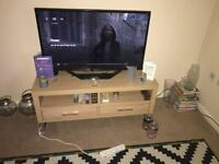 Coffee table and Tv console matching