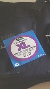 D'Addario EXL120 Nickel Wound Electric Guitar Strings, Super Lig