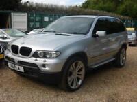 BMW X5 3.0d AUTO SPORT, REAR SEAT ENTERTAINMENT, COMMS PACK INC NAV