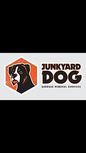 Junk Yard Dog junk removal services