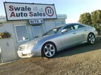 2009 MERCEDES-BENZ CLS CLASS 320 CDI AUTOMATIC 222 BHP 3L DIESEL GREAT CONDITION
