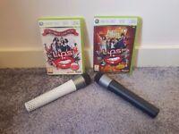 Xbox singing game