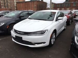 2016 Chrysler 200 LIMITED W/ NO CHARGE WARRANTY