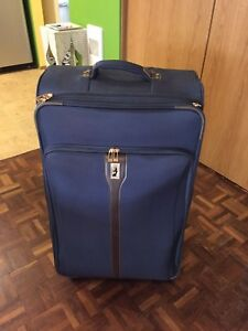 London Fog Suitcase-  Very Large