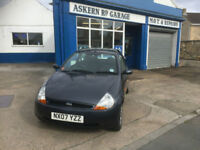 2007 Ford Ka 1.3 Zetec Climate 64,OOO MILESLAST OWNER 8 YEARS HPI CLEAR