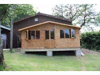 20ft x 10ft Summer House Plus 1ft Overhang