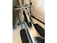 SOLD!! DTX Fitness - Cross-trainer