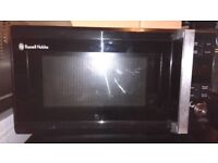 Microwave Oven with Grill Russell Hobbs RHM2018 20L