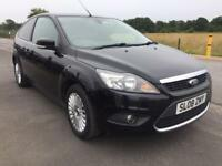 BARGAIN! Ford Focus titanium, full years MOT, ready to go