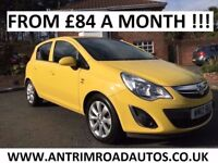 2012 VAUXHALL CORSA 1.0 ACTIVE ** LOW MILES ** FINANCE AVAILABLE ** ALL CARDS ACCEPTED