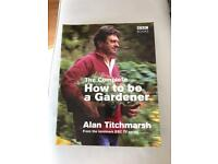 SELLING ALL 4 GARDENING BOOKS FOR £5.00