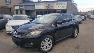 2008 Mazda CX-7 GT AWD LEATHER, P-MOON, BLUETOOTH