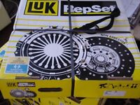 New LUK 643 3302 00 Clutch Kit 430mm HGV DAF CF CF75 CF85 XF Various years. Sale £600 (RRP £2400)