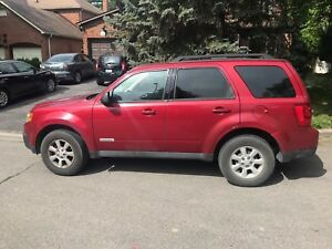 2008 Mazda Tribute - 4 Cyl Certified E tested low km