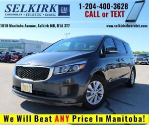 2017 Kia Sedona LX+ *GREAT PRICE*