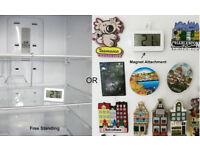 Brand New LCD Thermometer Fridge Freezer Refrigerator Waterproof Magnet Hook Stand Battery Powered