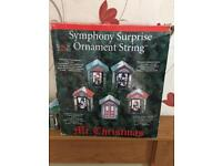 Mr Christmas Animated Symphony Surprise Ornament