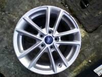 "Ford 17"" alloy wheel"