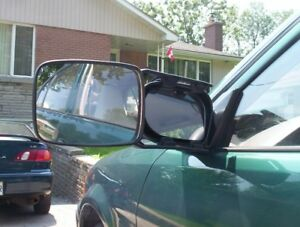 2 towing mirrors