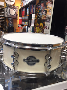 """***Brand New 14"""" Sonor Essential Force Snare Drum"""