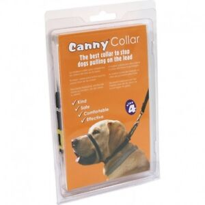 Canny Collar Red Size 4