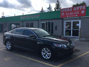 2011 Ford Taurus SEL Sedan**LOADED**NO ACCIDENTS**CERTIFIED**