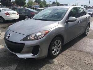2013 Mazda Mazda3 GX A/C VITRES ELECTRIQUES AUTOMATIQUE SPORT