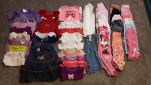 Baby Girl 3-6 month lot